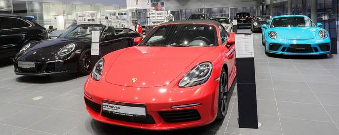 Porsche Zentrum Salzburg